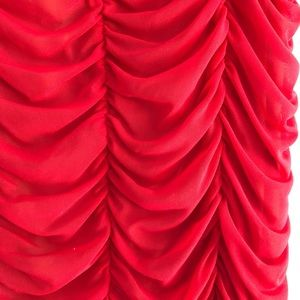 MAJORELLE Dresses - Majorelle red dress from revolve